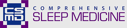 Comprehensive Sleep Medicine header logo